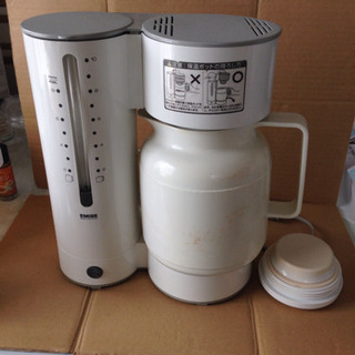 エミーデのコーヒーメーカー