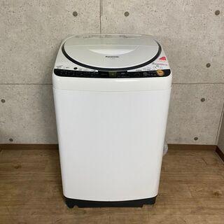 8*105 パナソニック Panasonic 全自動洗濯機…