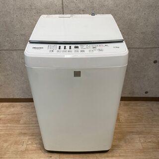 S6*1 Hisense ハイセンス 全自動洗濯機 4.5…