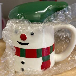 クリスマスマグカップ、新品、大量