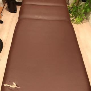折り畳みマッサージベッドあげます。 - 宇都宮市