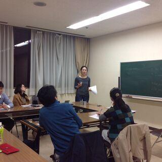 赤羽駅3分 会費800円-1000円でネイティブから学べる 英語...