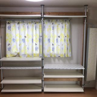 IKEA  支柱ユニットコンビネーション 収納棚‼️