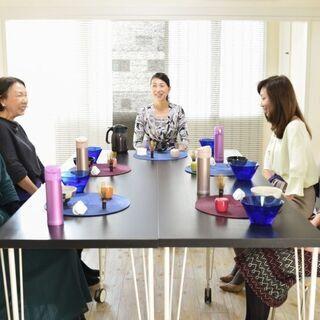 NO正座!美しい所作で女子力アップ!ゼロから始める「テーブル茶道」