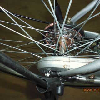 26インチ 自転車 - 自転車