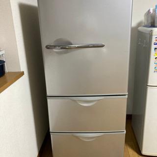 冷えなくはない冷蔵庫〈SANYO ノンフロン冷凍冷蔵庫 2009年製〉