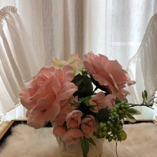 造花 フラワーアレンジメント