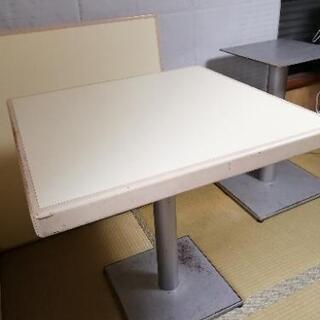 29日まで引取限定!カフェテーブル7台セット.ダイニングテーブル...