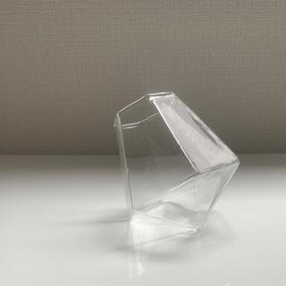六角カットグラス