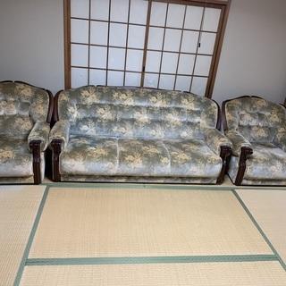 KARIMOKU 応接4点セット