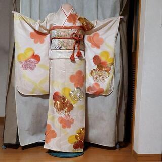 中振袖(二尺袖)、袴 一式セット