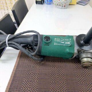 日立工機 電気ディスクグラインダー G15SP 中古