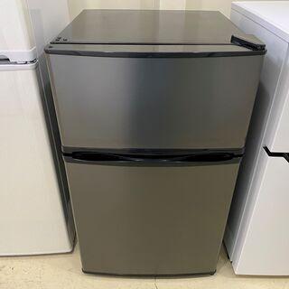 冷蔵庫 マックスゼン maxzen JR090ML01 GM 2...