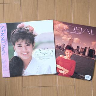 南野陽子 NANNO シングルス 新品未開封+グローバル LP ...