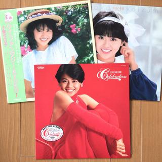 小泉今日子 LP レコード3枚セット