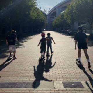 スケートボードで人生を変える