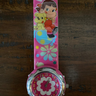 ペコちゃん レアな腕時計