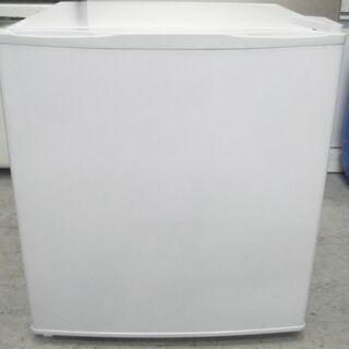 【恵庭】㉞ジーマックス 1ドア冷蔵庫 48L BC-48A 中古...