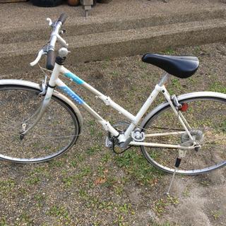 ミヤタ アルミフレーム自転車