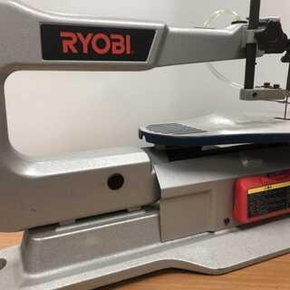 RYOBI リョービ 卓上糸ノコ盤 TFE-450 電動工具 ツ...