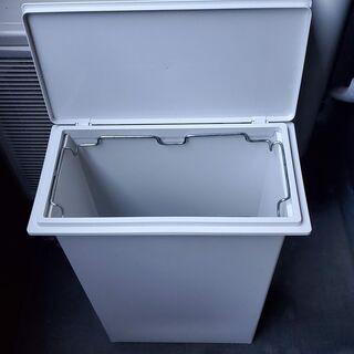 ゴミ箱 30L  蓋つき コンパクト スッキリ