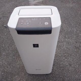 シャープ KI-JS40-W プラズマクラスター25000搭載 ...