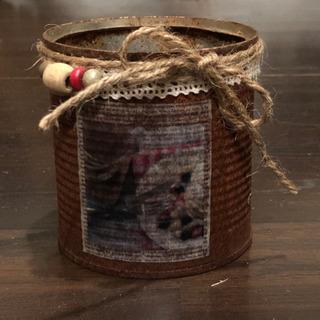リメ缶(サビサビJUNK)…④
