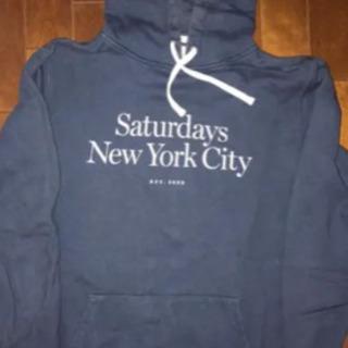 Saturdays New York Cityパーカー