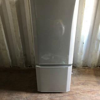 0829-111 三菱冷蔵庫 MR-P17A 2017年 2ドア...