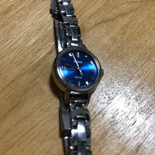 レディース腕時計ソーラー