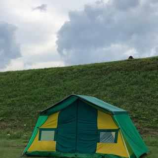 ヴィンテージ テント 8人用