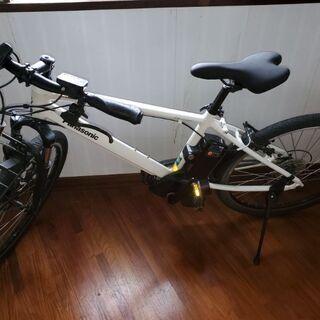 【ネット決済】Panasonic電動自転車!ハリアー