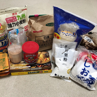 キッチン食品・用品(使いきれませんでした!)