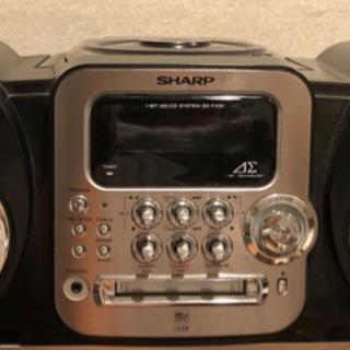 MD/CD システムコンポ