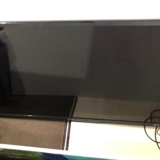 ジャンク品 52インチ 液晶TV