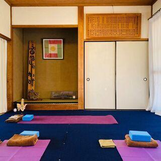 自分と向き合う優しい時間「わたし愛しヨガ」我孫子香取神社に…