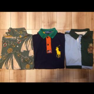Ralph Lauren ポロシャツ 3枚セット ラルローレン 古着