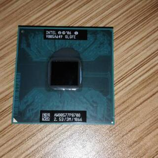 CPU Intel P8700  インテル Core2 Duo ...