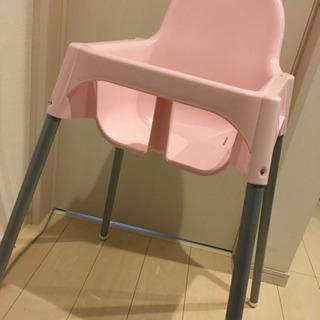 IKEA ANTILOP イケア アンティロープ ハイチェア ベ...