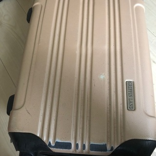 機内持ち込み可スーツケースを無料で差し上げます!