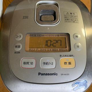 パナソニック Panasonic SR-HA101-S IHジャ...