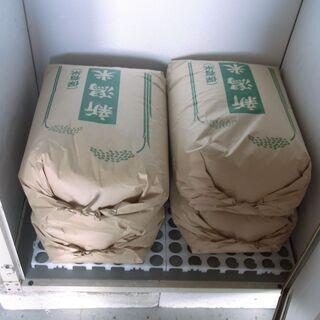 新潟コシヒカリ 令和2年産新米玄米 30kg  農家保有米