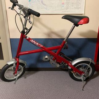 可愛い自転車の画像