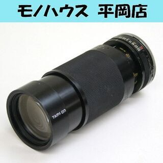 CONTAX/YASHICA用 カメラレンズ タムロン アダプト...
