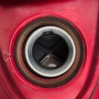 動画あり バッテリー新品 4サイクルJOGインジェクションでセル一発始動 ワインレッド レッツディオよりジョグ - 売ります・あげます