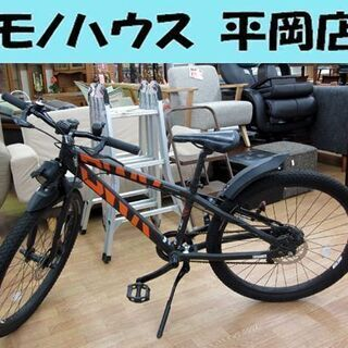 マウンテンバイク 26インチ ブリヂストン BWX 6段変速 ブ...