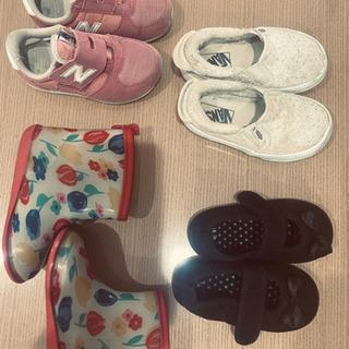 子ども靴 15センチ〜16センチ
