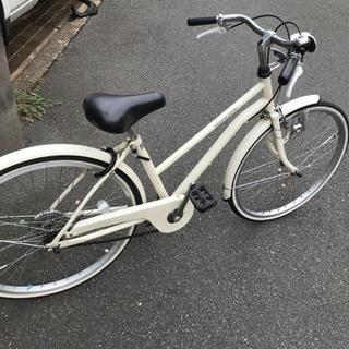 24インチ お洒落な自転車