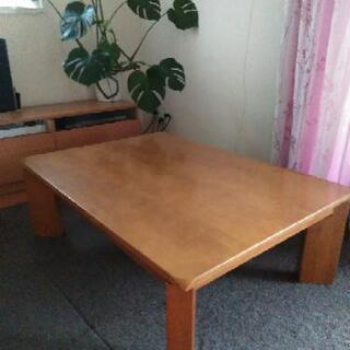 家具調こたつ☆ローテーブル