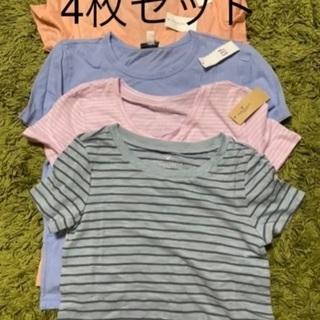 4枚 Tシャツ アメリカンイーグルアウトフィッターズ ギャップ